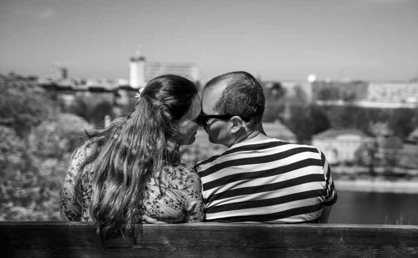 Liebeskrank, auf immer undewig